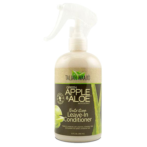 TALIAH WAAJID APPLE ALOE LEAVE-IN CONDITIONER 12 OZ