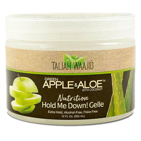 TALIAH WAAJID APPLE ALOE HOLD ME DOWN GELLE 12 OZ