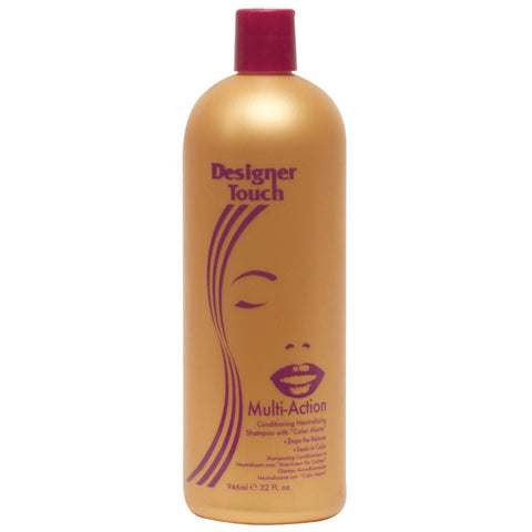 DESIGNER TOUCH NEUTRAL SHAMPOO 32 OZ