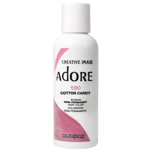 Adore Semi Perm 190 COTTON CANDY 4 Oz - Hair Color - Express Beauty USA