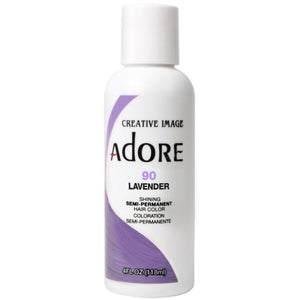 Adore Semi Perm 90 LAVENDAR 4 Oz - Hair Color - Express Beauty USA