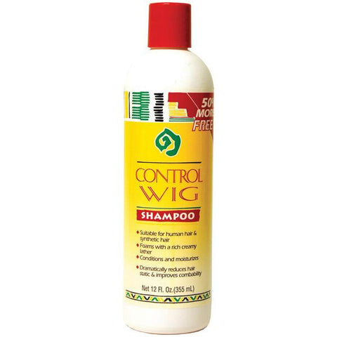 African Essence CONTROL WIG SHAMPOO 12 Oz - Wig Care - Express Beauty USA