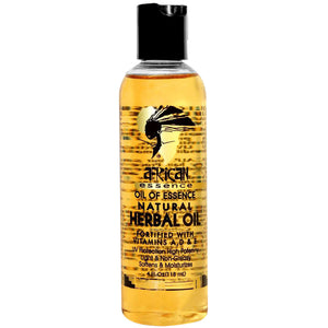 African Essence HERBAL OIL ESSENCE DROPS 4 Oz - Wig Care - Express Beauty USA