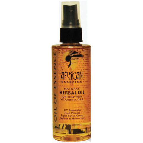 African Essence HERBAL OIL ESSENCE SPRAY 4 Oz - Hair Care Products - Express Beauty USA