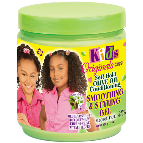 Africa's Best Kids Organics Smooth and Style Gel, 15 Oz - Kid's Care - Express Beauty USA
