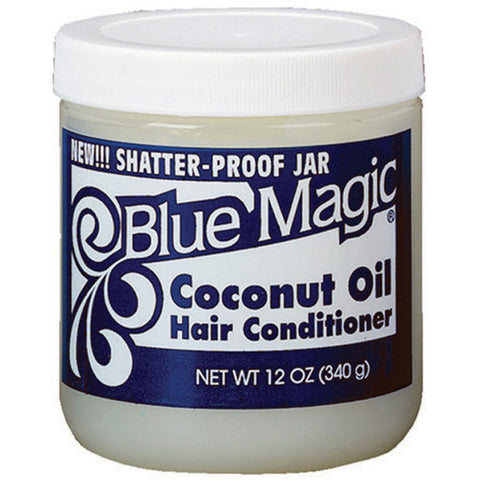 Blue Magic COCONUT OIL HAIR CONDITIONER 12oz - Conditioner - Express Beauty USA