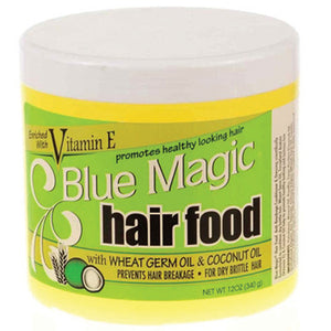 Blue Magic HAIR FOOD W VITAMIN E 12 Oz - All Products - Express Beauty USA