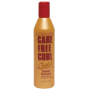 Care Free Curl GOLD INSTANT ACTIVATOR For Curly & Natural - All Products - Express Beauty USA