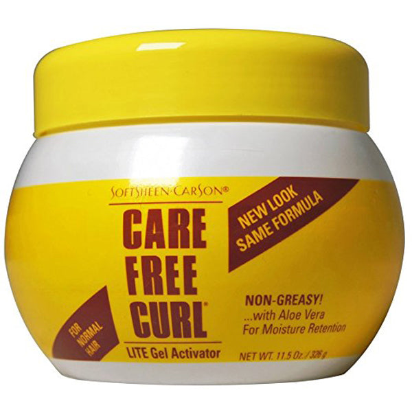 Care Free Curl LITE GEL ACTIVATOR 11.5 Oz - All Products - Express Beauty USA