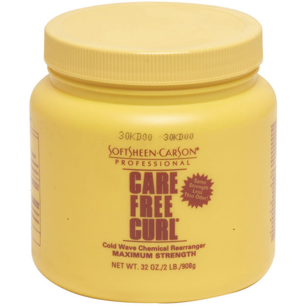 CARE FREE  CURL CHEMICAL REARRANGER COLD WAVE 32 Oz -  - Express Beauty USA