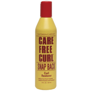 Care Free Curl SNAP BACK CURL RESTORER 8 Oz - All Products - Express Beauty USA