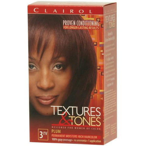 Clairol Text/Tone 3RV-PLUM - Hair Color - Express Beauty USA