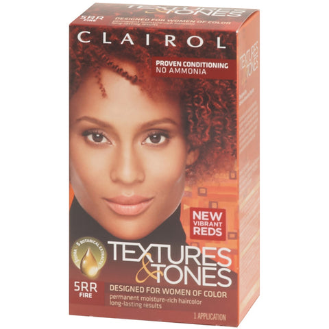 Clairol Text/Tone 5RR-FIRE - Hair Color - Express Beauty USA