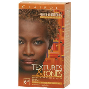 Clairol Text/Tone 6BV-BRONZE - Hair Color - Express Beauty USA