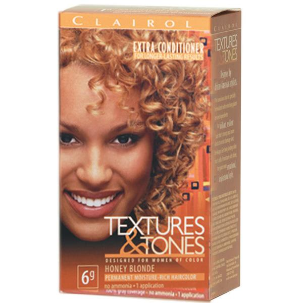 Clairol Text/Tone 6G-HONEY BLONDE - Hair Color - Express Beauty USA