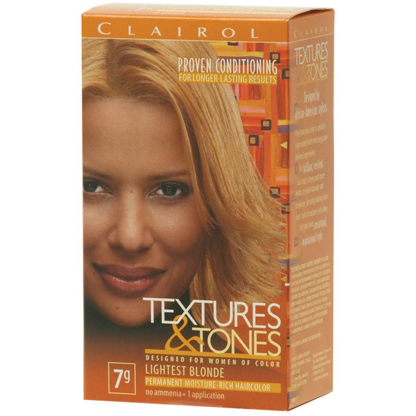 Clairol Text/Tone 7G-LIGHTEST BLONDE - Hair Color - Express Beauty USA
