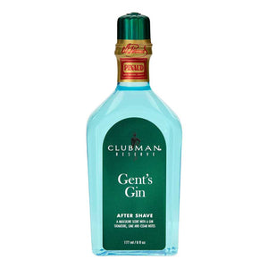 Clubman RESERVE GENT'S GIN AFTER SHAVE 6 Oz - Men's Care - Express Beauty USA