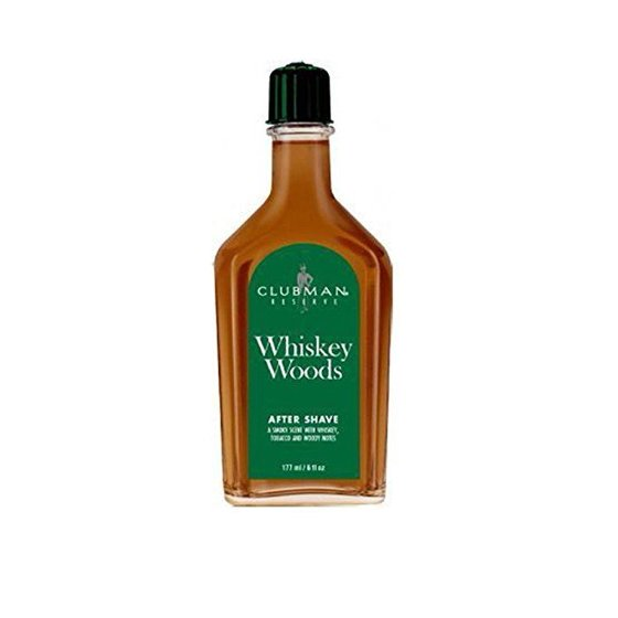 Clubman Reserve WHISKEY WOODS AFTER SHAVE - Men's Care - Express Beauty USA