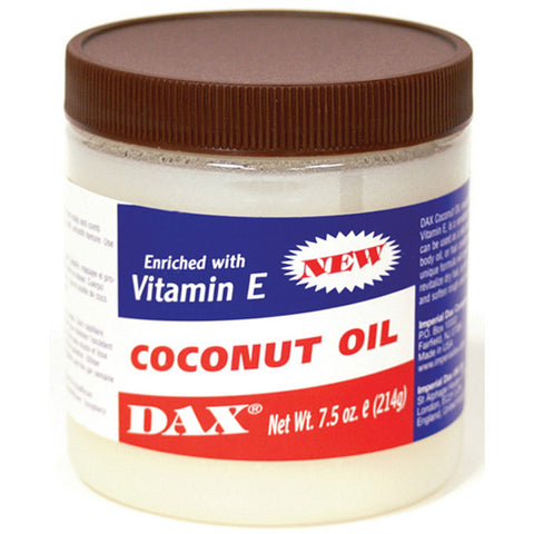 DAX Enriched with Vitamin E- COCONUT OIL