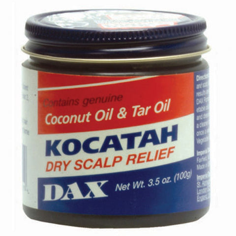 DAX HAIR KOCATAH DRY SCALP RELIEF With Coconut Oil and Tar Oil