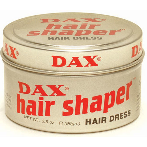 DAX HAIR SHAPER for SHORT TO MEDIUM HAIR LENGTH 3.5 Oz