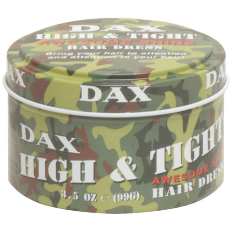 DAX HIGH & TIGHT Awesome Shine HAIR DRESS 3.5 Oz