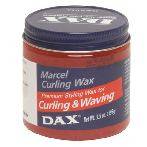 DAX MARCEL CURLING WAX CURLING & WAVING