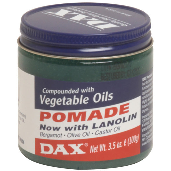 DAX Vegetable oils POMADE Now with LANOLIN