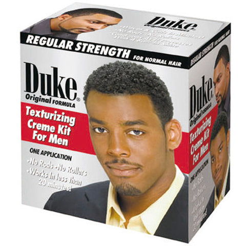 Duke TEXTURIZING CREME KIT FOR MEN (REGULAR OR ULTIMATE STRENGTH) 1AP