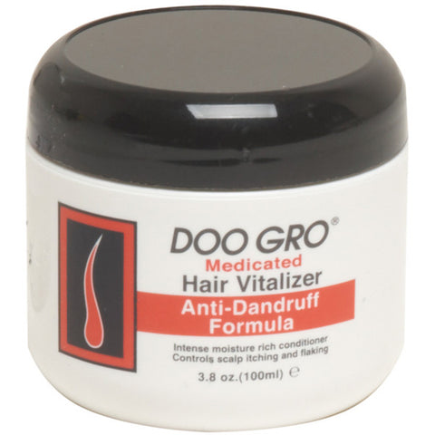 Doo Gro Hair Vitalizer ANTI-DANDRUFF FORMULA 3.8 Oz