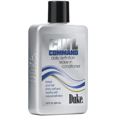 Duke Curl Command DAILY DEFINITION LEAVE-IN CONDITIONER 7.6 Oz