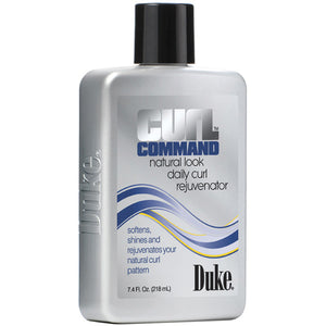 Duke Curl Command NATURAL LOOK DAILY CURL REJUVENATOR 7.4 Oz