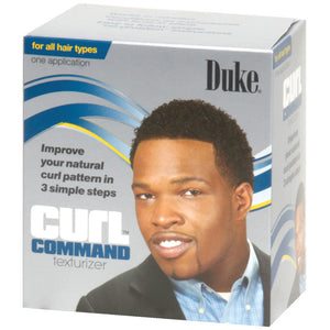 Duke Curl Command TEXTURIZER NEW & IMPROVE 1AP