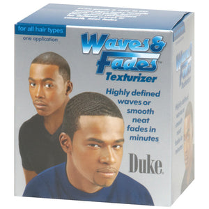 Duke Curl WAVE & FADE TEXTURIZER Highly Defined Waves Or Smooth 1AP