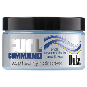 Duke GREASELESS SCALP ITCH FREE HOLDING HAIR DRESS 3.4 Oz