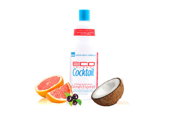 Eco Natural Cocktail CONDITIONER Smooth & Moisture