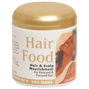 B&B Hair Food Hair & Scalp Nourishment, 6 Oz. - All Products - Express Beauty USA