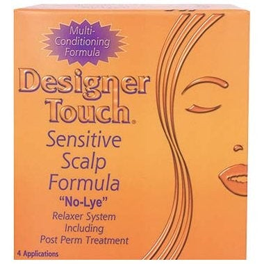 DESIGNER TOUCH SENSITIVE SCALP KIT 2 APP or 4 APP