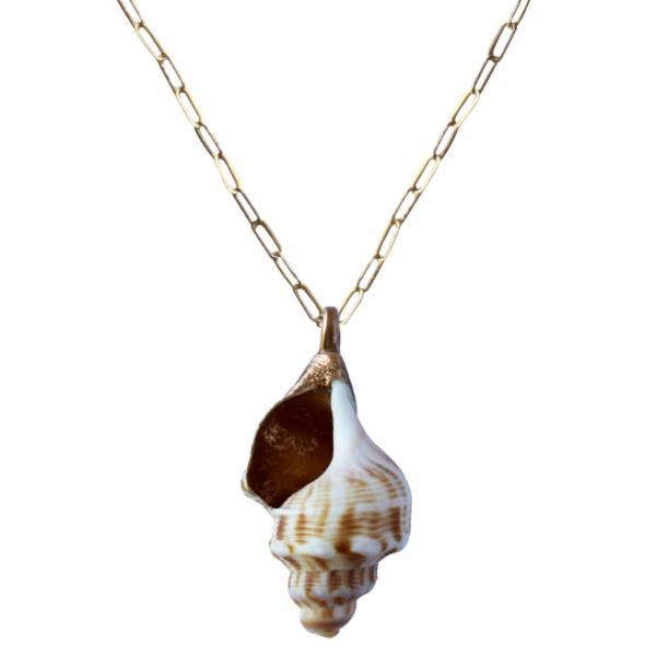 Takai Shell Necklace