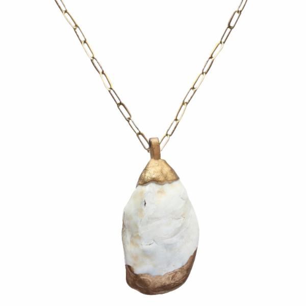 Tio Shell Necklace (Medium)