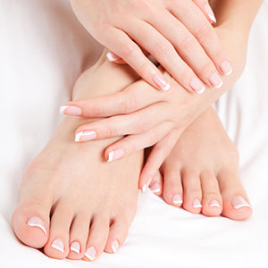 TIPS TO GET RID OF CALLUSES ON FEET