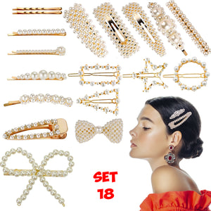Products Tagged Pearl Hair Clips Nado Care