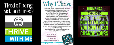 Come Thrive With Me!