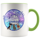 Fluffy Mutt Mobile Grooming | Mug - Monarch Graphics & Design