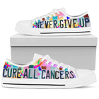 Cure All Cancers - White - Monarch Graphics & Design