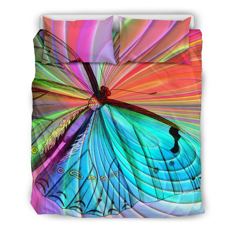 Butterfly Bedding Set - Monarch Graphics & Design