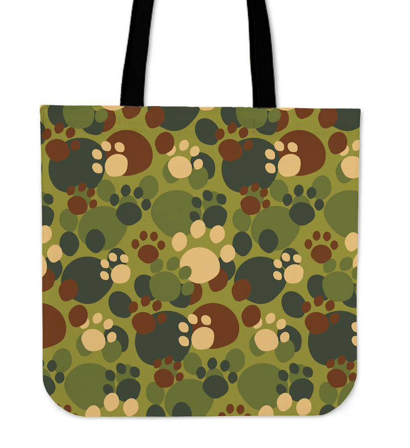 Military Paws - Tote Bag - Monarch Graphics & Design