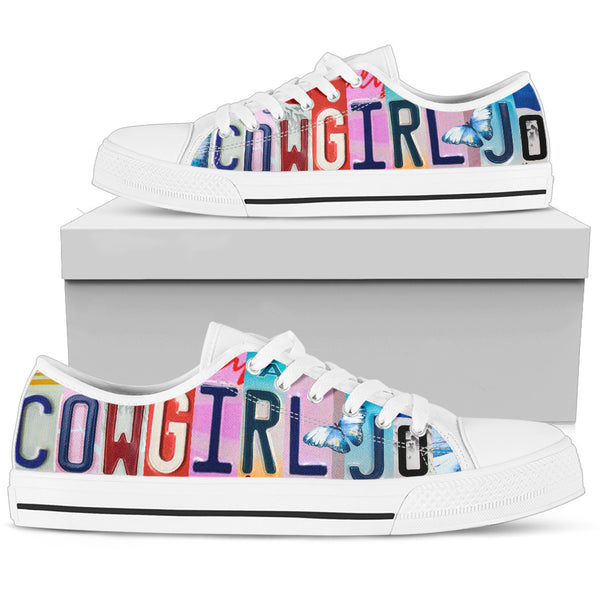 Personalized Shoes for Me & My BFF - Monarch Graphics & Design