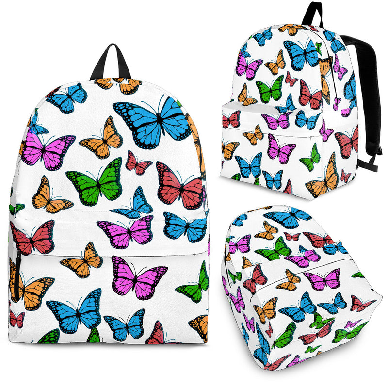 Butterfly Backpack - Monarch Graphics & Design