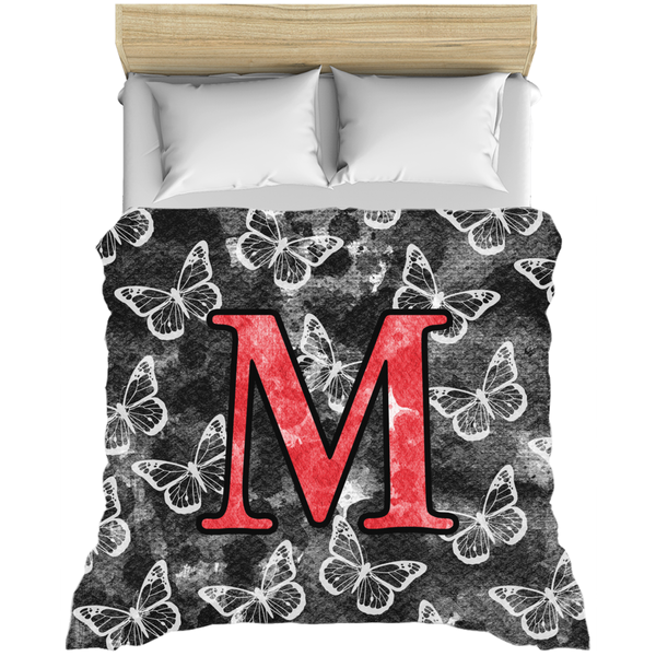 Butterfly - M - Duvet Cover - Monarch Graphics & Design